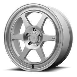 Motegi Wheels MR136 - Hyper Silver Rim