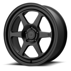 Motegi Wheels MR136 - Satin Black - 17x8.5