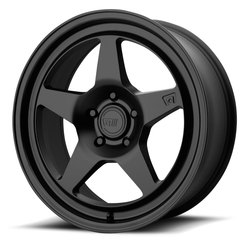 Motegi Wheels MR137 - Satin Black - 17x8.5