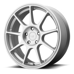 Motegi Wheels MR138 - Hyper Silver Rim