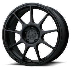 Motegi Wheels MR138 - Satin Black Rim