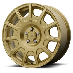 Motegi Wheels MR139 - Rally Gold Rim