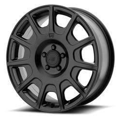 Motegi Wheels MR139 - Satin Black - 16x7.5