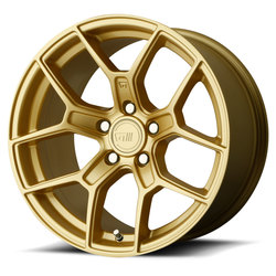 Motegi Wheels MR133 - Gold Rim