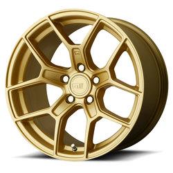 Motegi Wheels MR133 - Gold - 17x9.5