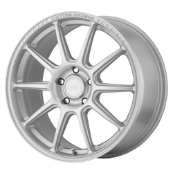 Motegi Wheels MR140 - Hyper Silver Rim