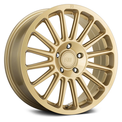 Motegi Wheels MR141 - Rally Gold Rim