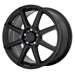 Motegi Wheels MR142 - Satin Black Rim - 15x6.5