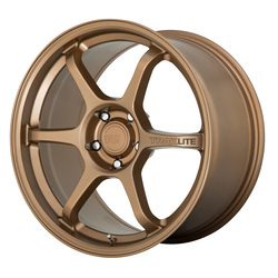 Motegi Wheels MR145 Traklite 3.0 - Matte Bronze Rim