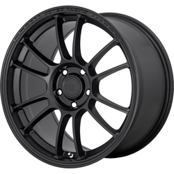 Motegi Wheels MR146 SS6 - Satin Black Rim