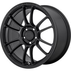 Motegi Wheels MR146 SS6 - Satin Black Rim