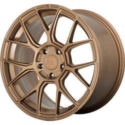 Motegi Wheels MR147 CM7 - Matte Bronze Rim