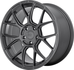Motegi Wheels MR147 CM7 - Gunmetal Rim