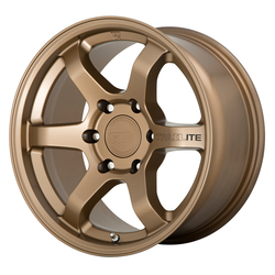 Motegi Wheels MR150 Trailaite - Matte Bronze Rim