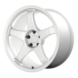 Motegi Wheels MR151 CS5 - Hyper Silver Rim