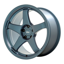 Motegi Wheels MR151 CS5 - Satin Metallic Blue Rim