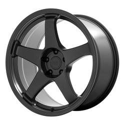 Motegi Wheels MR151 CS5 - Satin Black Rim
