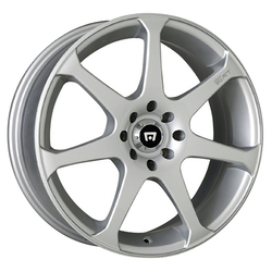 Motegi Wheels MR207 - Bright Silver With Clearcoat Rim