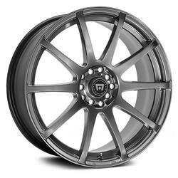Motegi Wheels MR274 SP10 - Hyper Black Rim