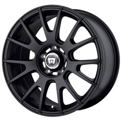 Motegi Wheels MR118 - Matte Black Rim