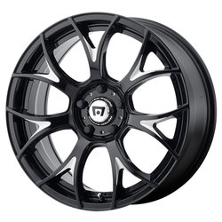 Motegi Wheels MR126 - Gloss Black/Milled Accents
