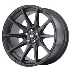 Motegi MR127 - Satin Black