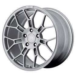 Motegi Wheels MR130 Techno Mesh - Anthracite Rim - 22x11