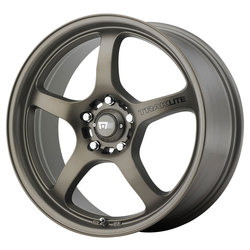 Motegi Wheels MR131 Traklite - Matte Bronze Rim - 17x7