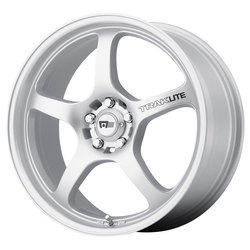 Motegi Wheels MR131 Traklite - Silver Rim