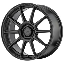 Motegi Wheels MR140 - Satin Black Rim