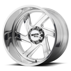 Moto Metal Wheels MO400 - Polished - 24x12