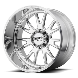 Moto Metal Wheels MO401 - Polished - 22x14