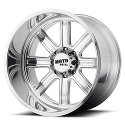 Moto Metal Wheels MO402 - Polished - 22x14