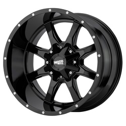 Moto Metal Wheels MO970 - Gloss Black Rim - 22x10