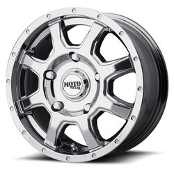 Moto Metal Wheels MO970 - PVD Rim - 17x8
