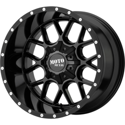 Moto Metal Wheels MO986 Siege - Gloss Black Rim - 22x10