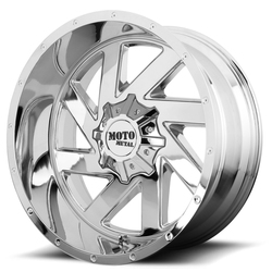 Moto Metal Wheels MO988 Melee - Chrome - 22x12