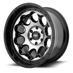 Moto Metal Wheels MO990 Rotary - Gloss Black Machined Rim - 20x12