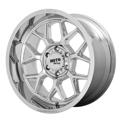 Moto Metal Wheels MO803 Banshee - Chrome Rim
