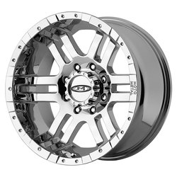Moto Metal Wheels MO951 - Chrome Rim - 16x9
