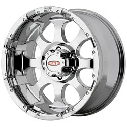 Moto Metal Wheels MO955 - Chrome
