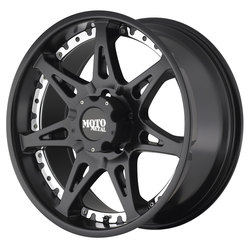 Moto Metal Wheels MO961 - Satin Black