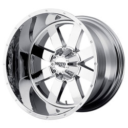 Moto Metal Wheels MO962 - Chrome Rim - 20x12