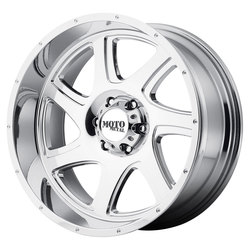 Moto Metal Wheels MO976 - PVD