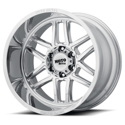 Moto Metal Wheels MO992 Folsom - Chrome