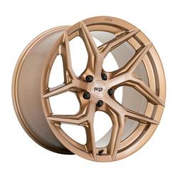 Niche Wheels Torsion M267 - Platinum Bronze Rim