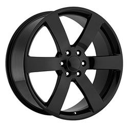 OE Creations Wheels PR165 - Gloss Black Rim