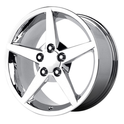 OE Creations Wheels 114 - Chrome Rim