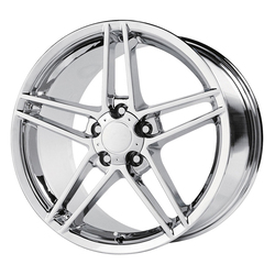 OE Creations Wheels 117 - Chrome Rim