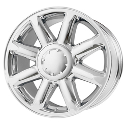 OE Creations Wheels 133 - Chrome Rim